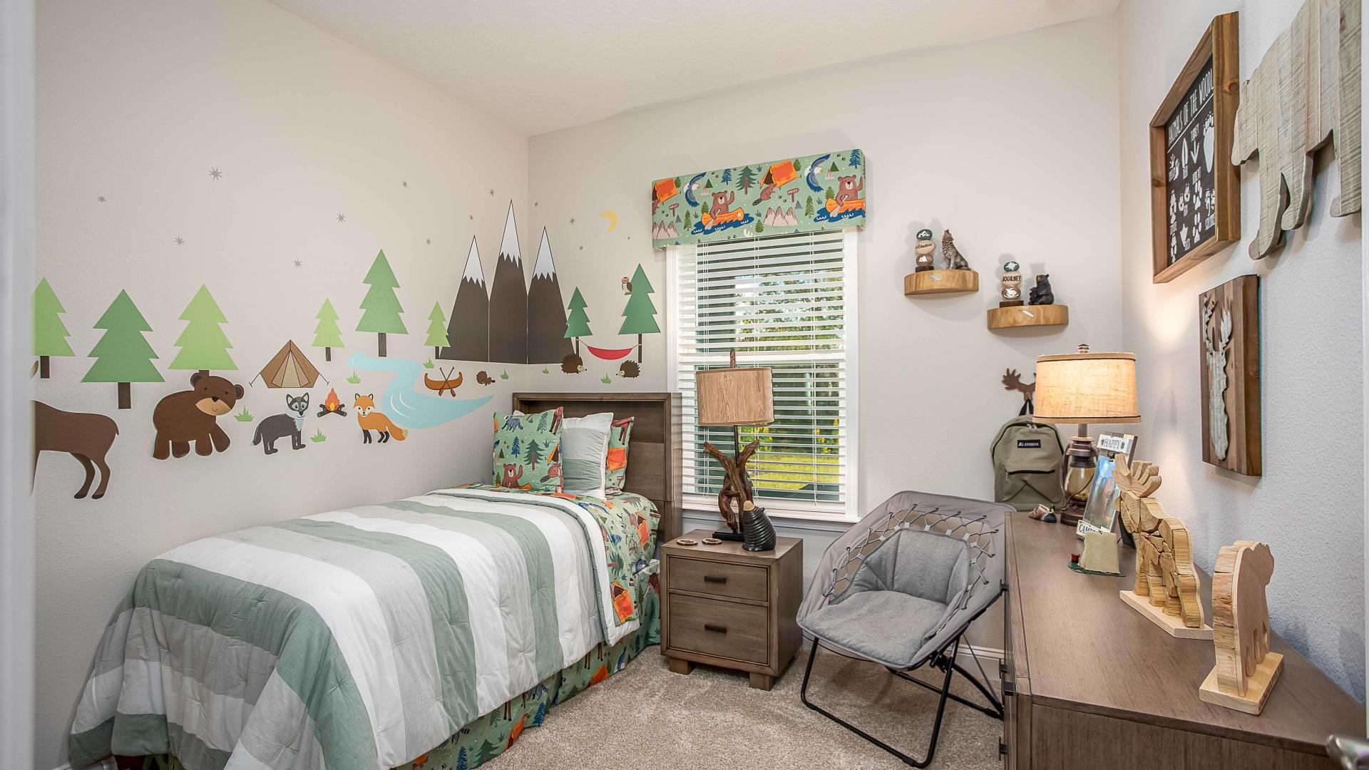 Bedroom featured in the Huntington By Maronda Homes in Melbourne, FL