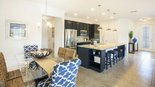 Kitchen-in-Melody-at-Port Charlotte-in-Port Charlotte