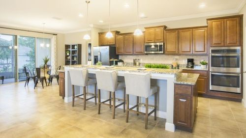 Kitchen-in-Venice-at-Port St. Lucie-in-Port Saint Lucie