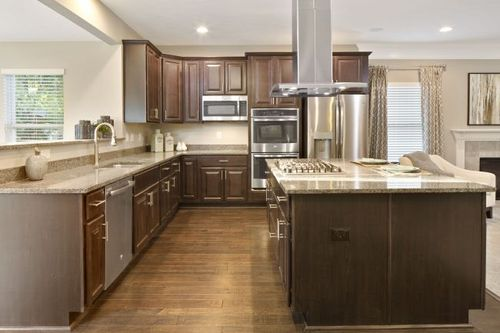Kitchen-in-Newbury-at-Curtis Farms-in-Delaware