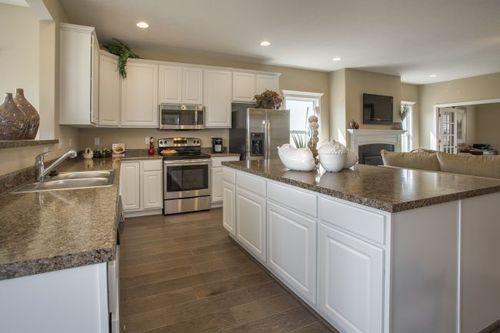 Kitchen-in-Mayberry-at-Weaver Ridge-in-Marysville