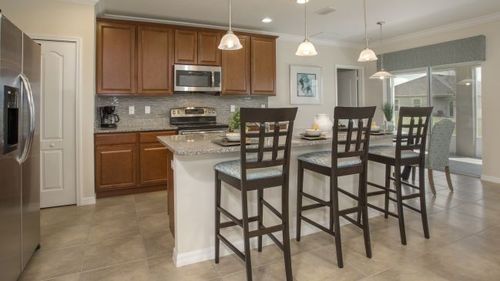 Kitchen-in-Fairfield-at-Spring Hill-in-Spring Hill