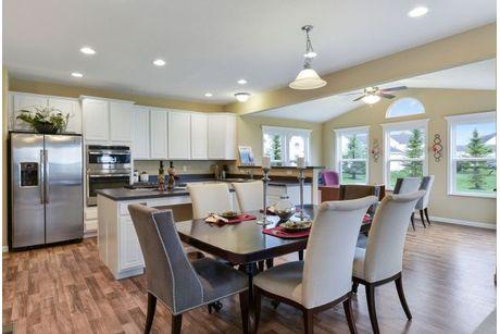 Kitchen-in-Somerset-at-Weaver Ridge-in-Marysville