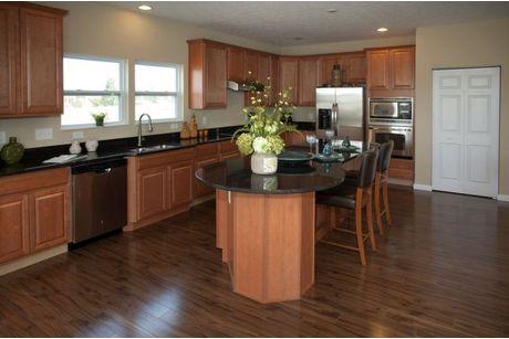 Kitchen-in-Ellington-at-Keystone Crossing-in-Marysville