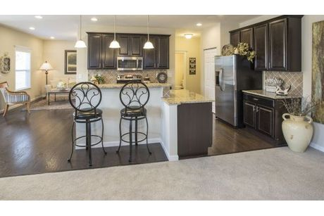 Kitchen-in-Chatham-at-Leafy Dell-in-Johnstown