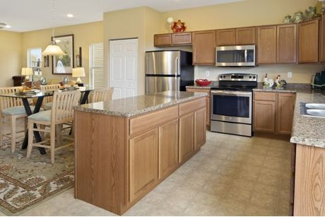 Kitchen-in-Newcastle-at-Leafy Dell-in-Johnstown