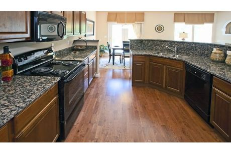Kitchen-in-Jordan-at-Leafy Dell-in-Johnstown