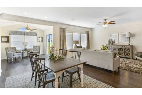 Greatroom-and-Dining-in-Wilmington-at-Leafy Dell-in-Johnstown