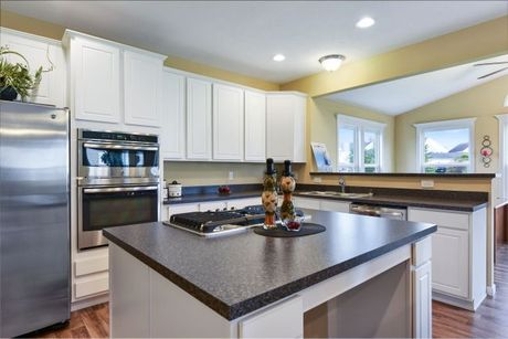 Kitchen-in-Somerset-at-Chevington Place-in-London