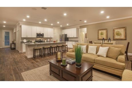 Greatroom-and-Dining-in-Wilmington-at-Knight Lake Estates-in-Mascotte