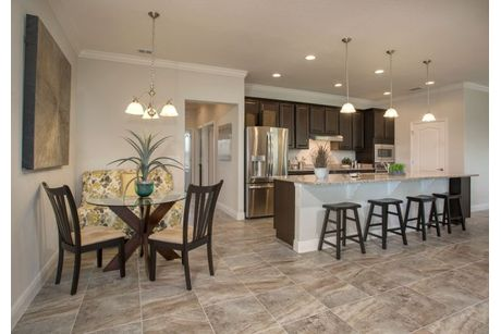Kitchen-in-Harmony-at-Florence Lake Ridge-in-Clermont