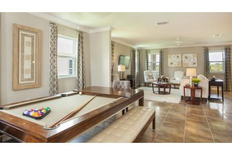 Greatroom-and-Dining-in-Rockford-at-Knight Lake Estates-in-Mascotte