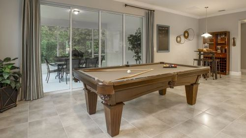 Recreation-Room-in-Sienna-at-Cinnamon Hills-in-High Springs