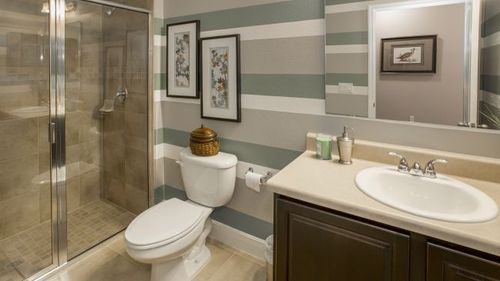 Bathroom-in-Sienna-at-Port Charlotte-in-Port Charlotte