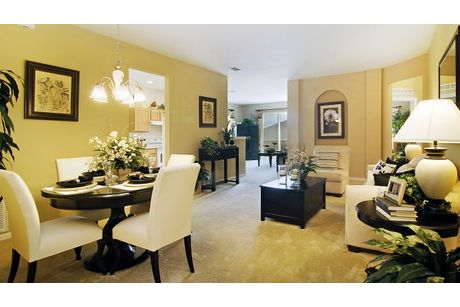 Greatroom-and-Dining-in-Arlington-at-Knight Lake Estates-in-Mascotte