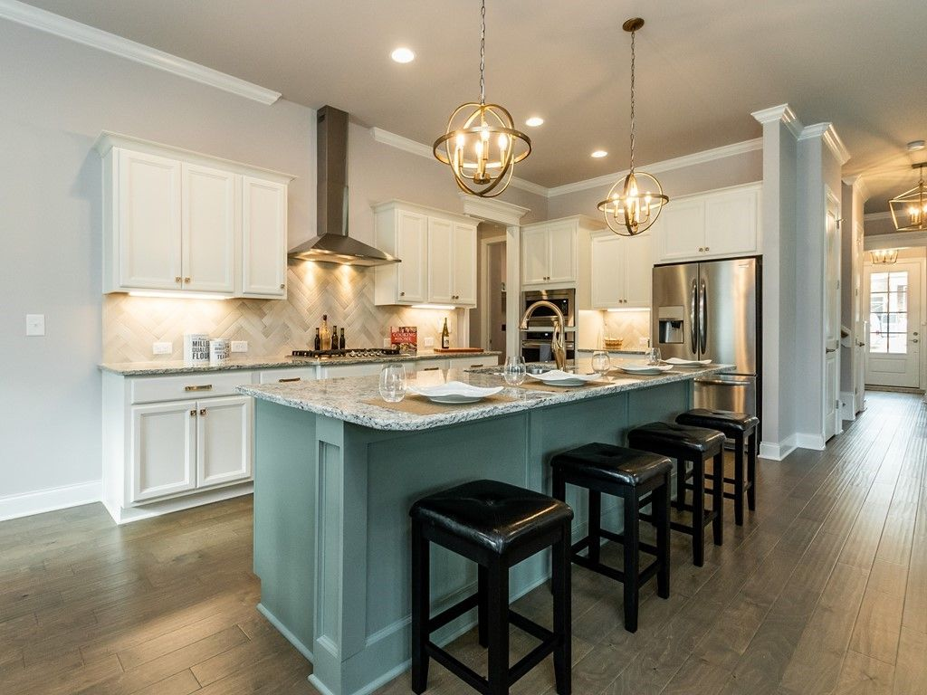 Kitchen featured in The Corolla By Meadow Bluffs in Raleigh-Durham-Chapel Hill, NC
