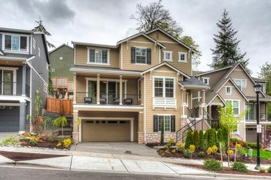 New Construction Homes Plans In Renton Wa 2332 Homes