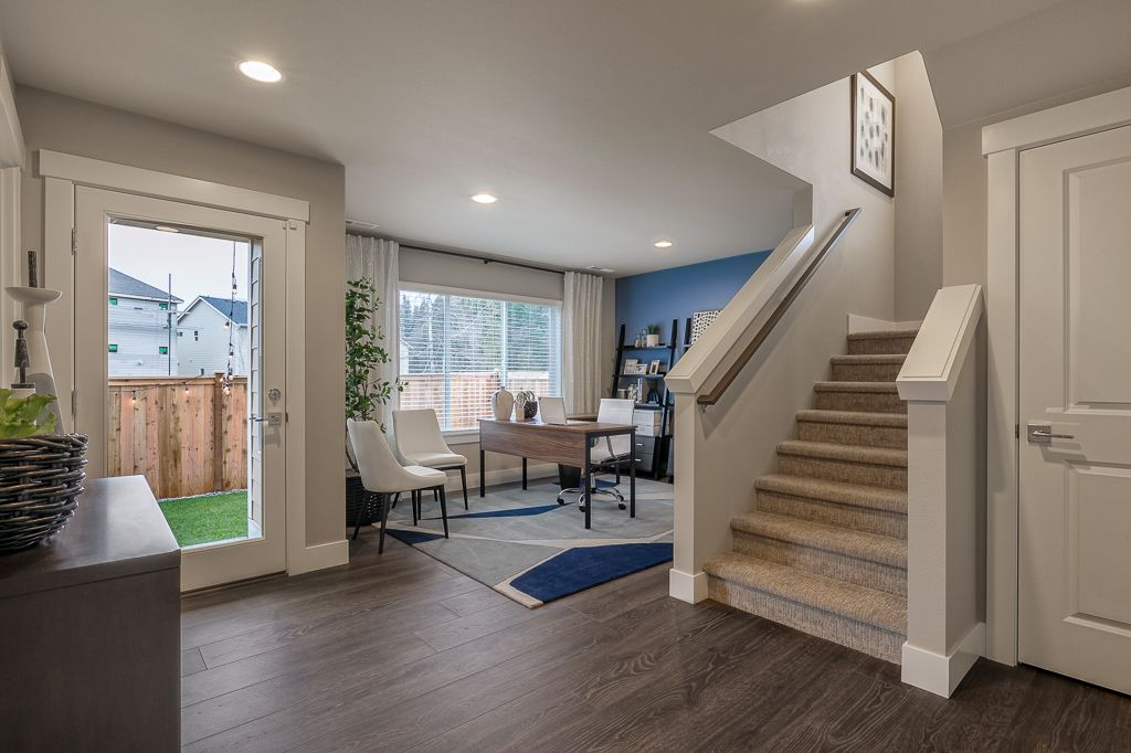 Living Area featured in the 2175 By RM Homes in Seattle-Bellevue, WA