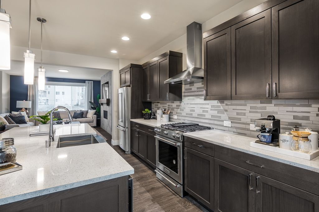 Kitchen featured in the 2175 By RM Homes in Seattle-Bellevue, WA