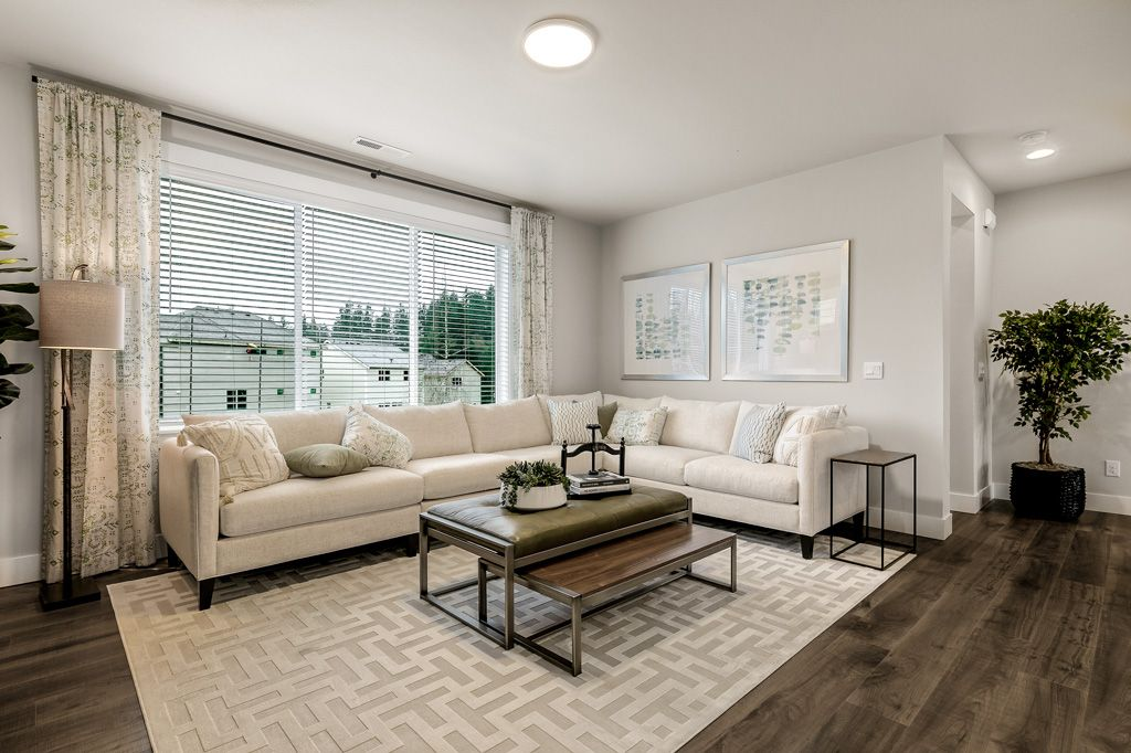 Living Area featured in the 2418 By RM Homes in Seattle-Bellevue, WA
