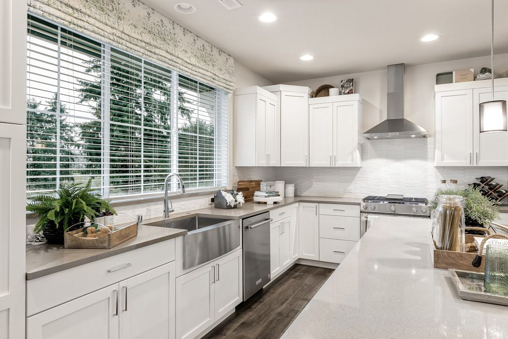 Kitchen featured in the 2418 By RM Homes in Seattle-Bellevue, WA