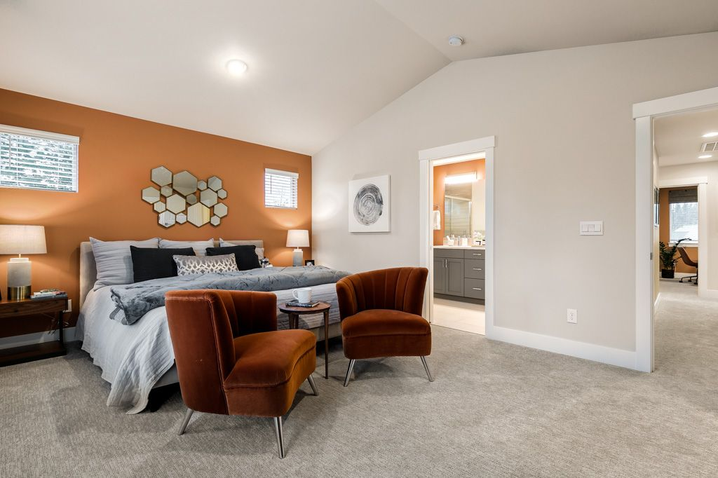 Bedroom featured in the 2431 By RM Homes in Seattle-Bellevue, WA