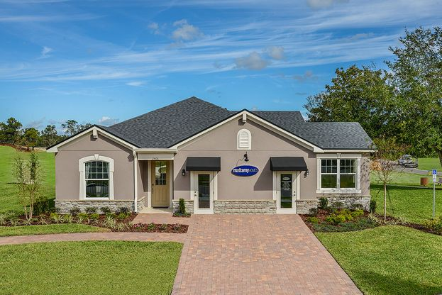 Bentley Green in Deland FL New Homes Floor Plans by Mattamy Homes – Bryant Homes Floor Plans