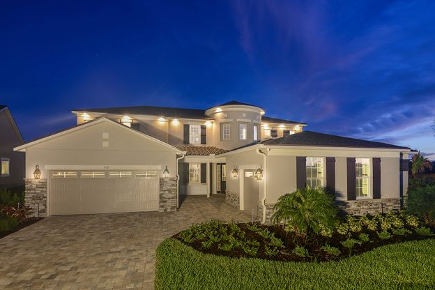 Oxford Chase In Winter Garden Fl New Homes Floor Plans By - Winter-garden-homes