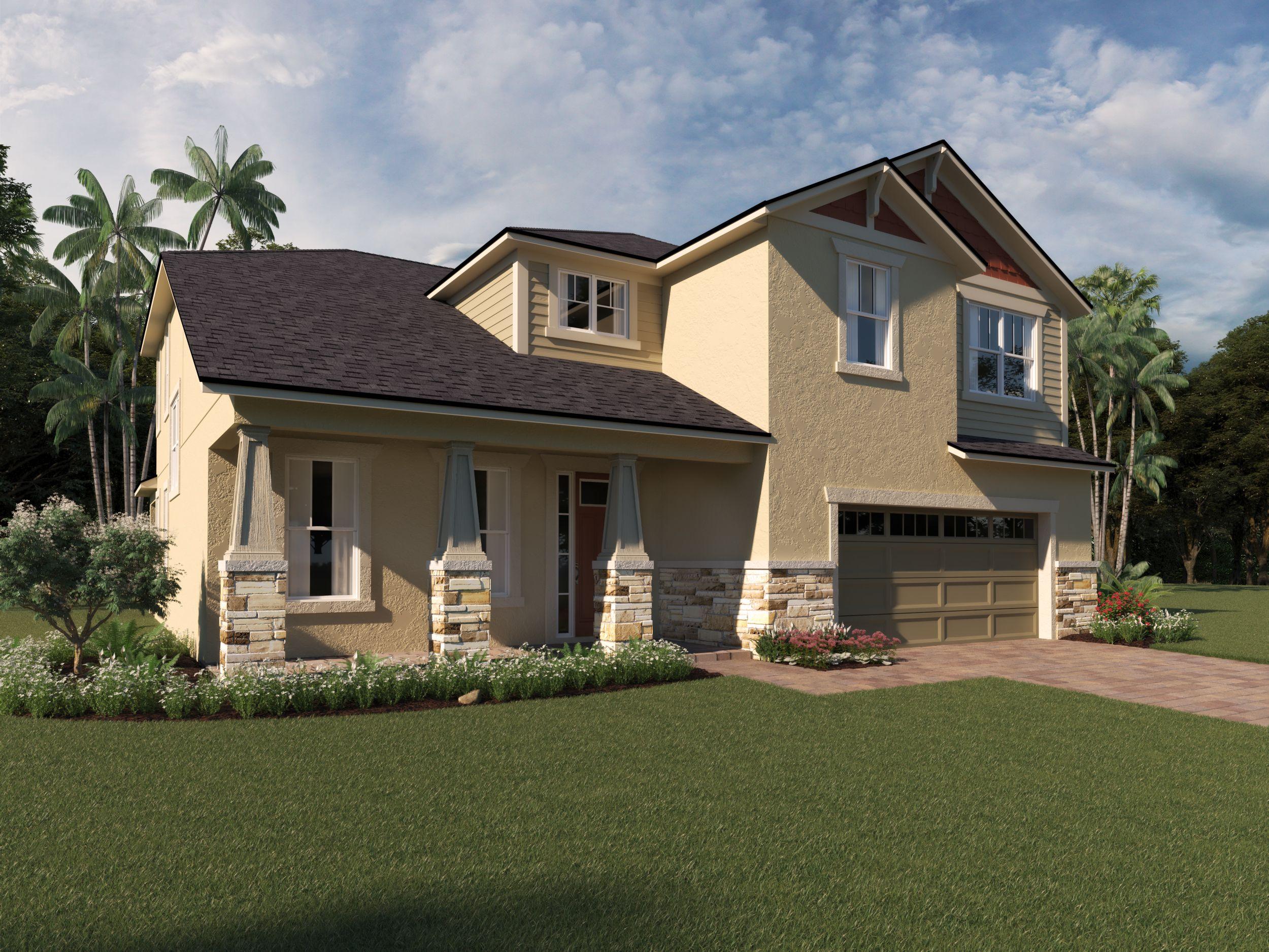 New Construction Homes & Plans in Ocoee, FL | 3,070 Homes ...