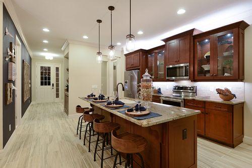 Kitchen-in-Hamilton-at-Bentley Green-in-Deland