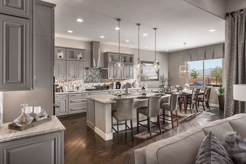 Kitchen-in-Patina-at-Alterra at Vistoso Trails-in-Oro Valley