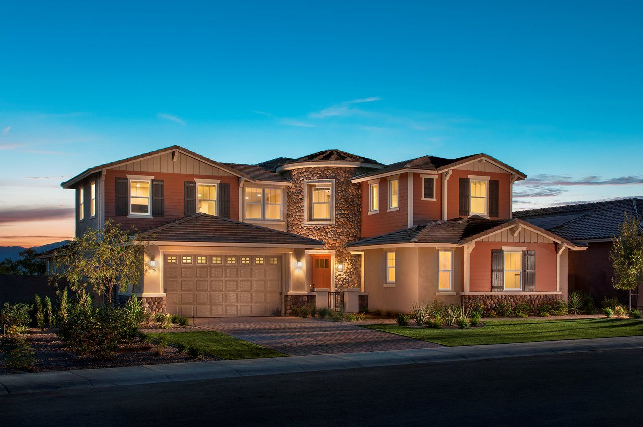 Search luke afb new homes find new construction in luke for Modern home builders phoenix
