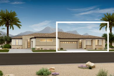 New Construction Floor Plans In Litchfield Park AZ