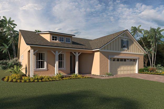 Exterior:Glendale - Farmhouse