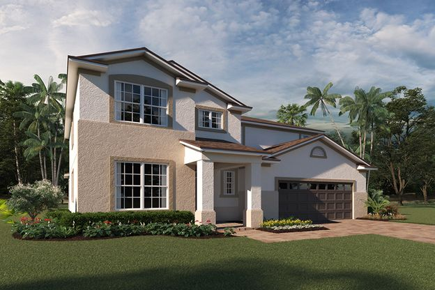 Exterior:Graham - Florida Traditional
