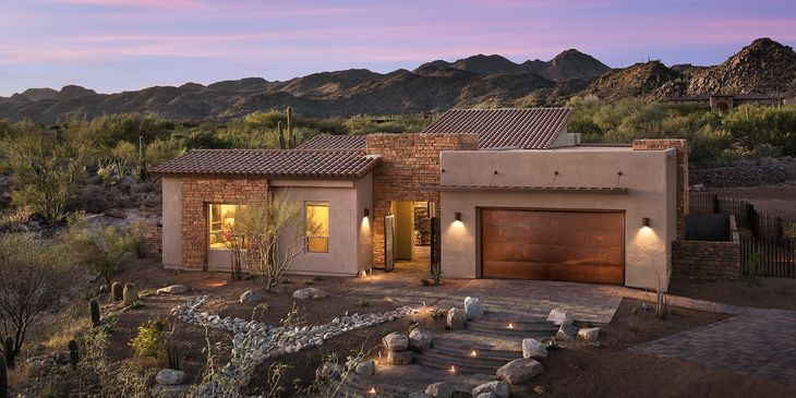 The Enclave at Stone Canyon:Oro Valley, AZ