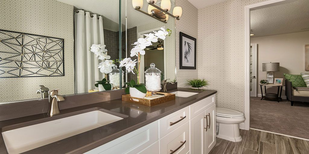 Bathroom featured in the Tradewind By Mattamy Homes in Jacksonville-St. Augustine, FL