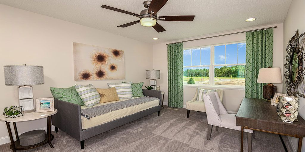 Bedroom featured in the Tradewind By Mattamy Homes in Jacksonville-St. Augustine, FL
