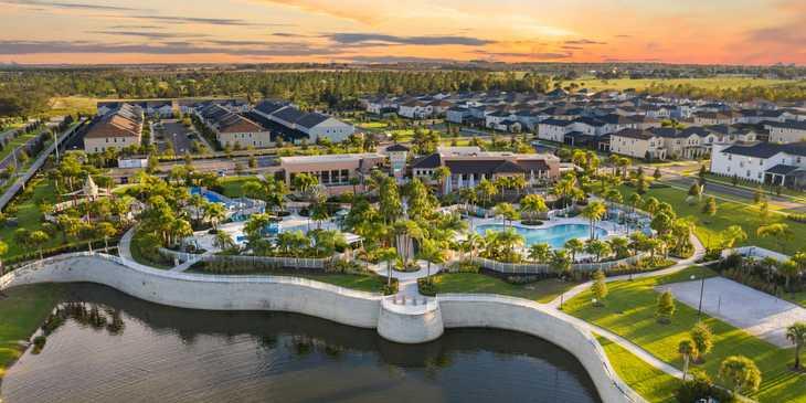 Solara Resort:Kissimmee, Fl
