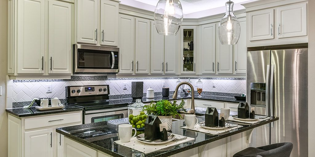 Kitchen featured in the Campbell By Mattamy Homes in Orlando, FL