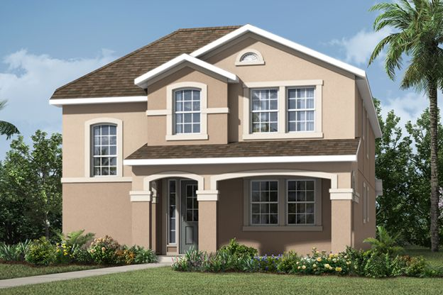 Exterior:Fremont - Florida Traditional
