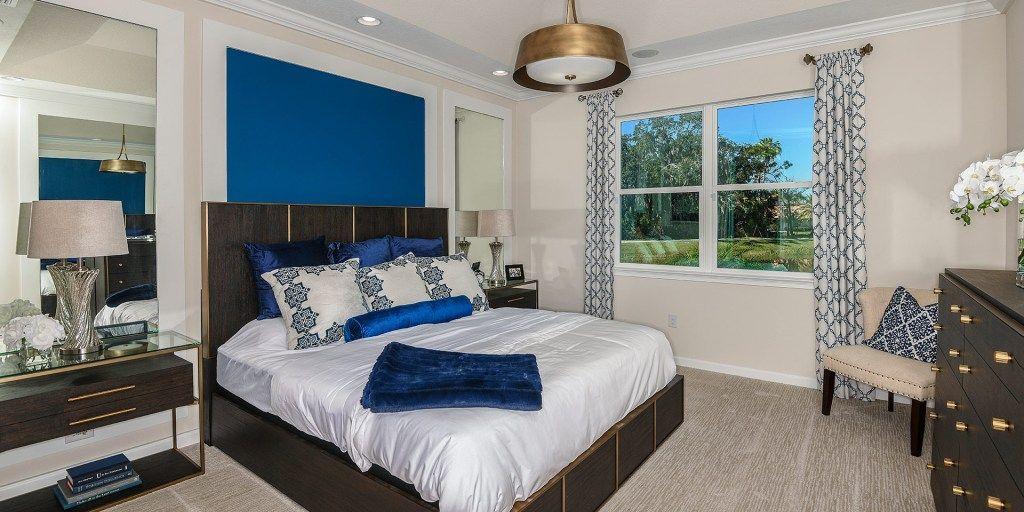 Bedroom featured in the Bayport Villa By Mattamy Homes in Sarasota-Bradenton, FL