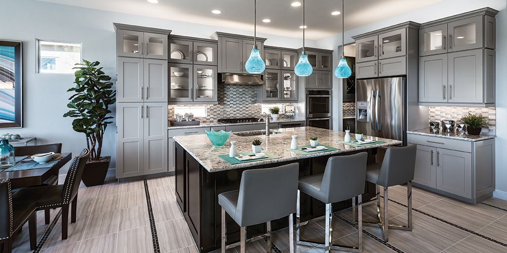 Kitchen featured in the Cimarron By Mattamy Homes in Tucson, AZ