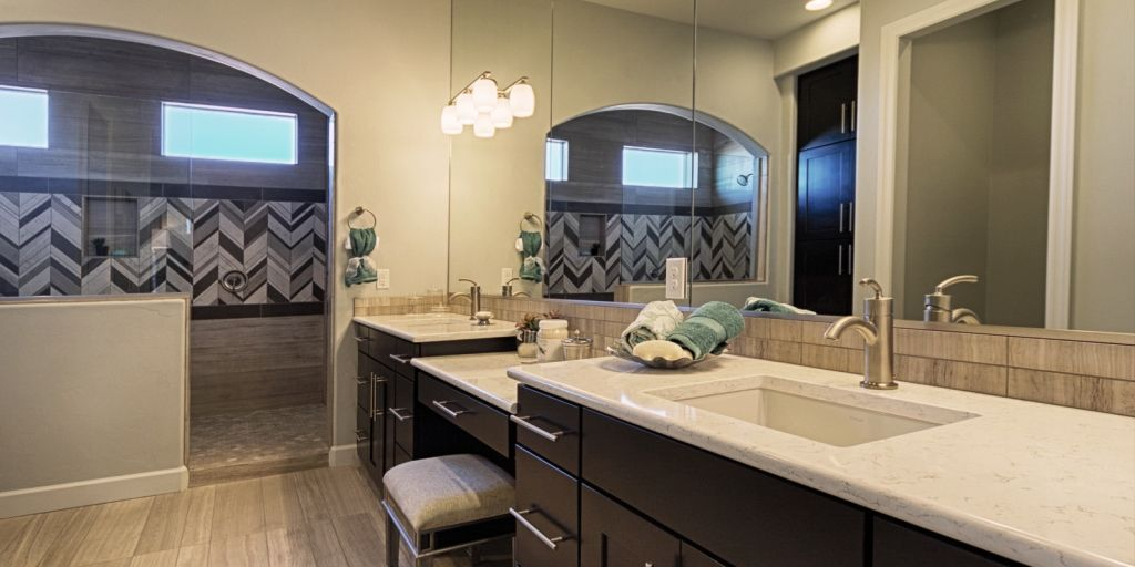 Bathroom featured in the Cimarron By Mattamy Homes in Tucson, AZ