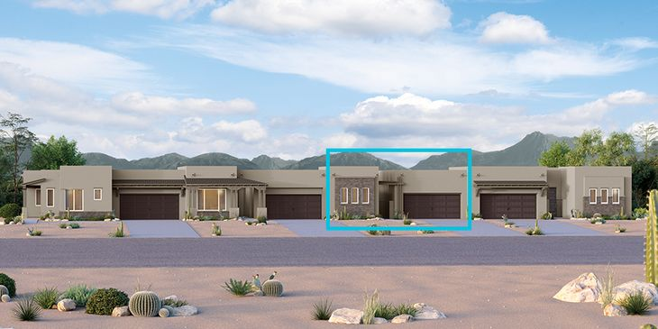 Highland:Desert Contemporary