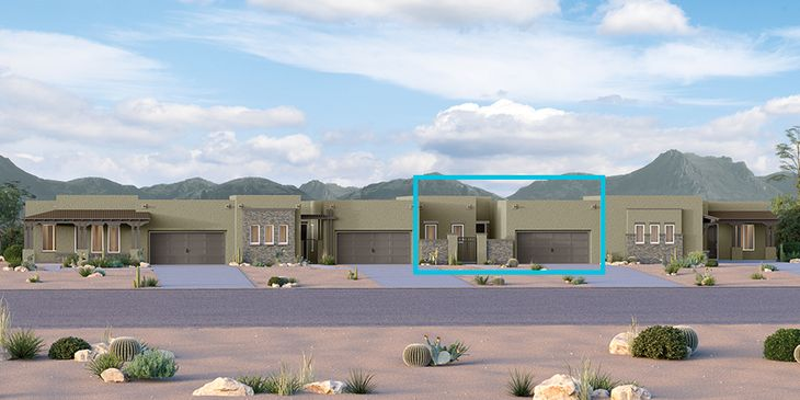 Horizon:Desert Contemporary