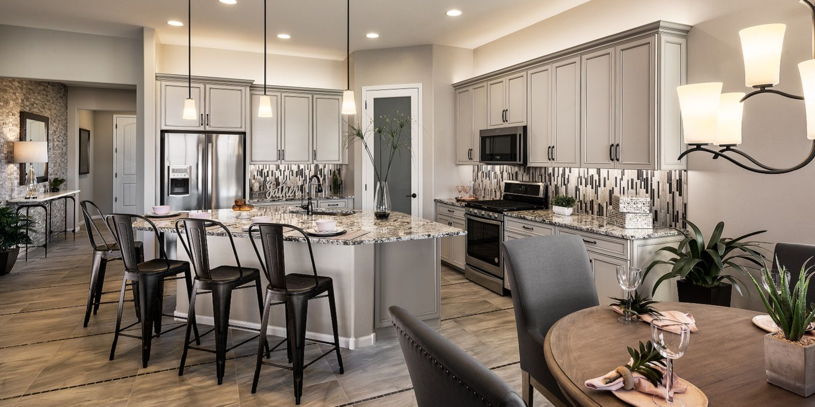 'Vistoso Trails - Viewpointe' by Mattamy Homes-Tucson in Tucson