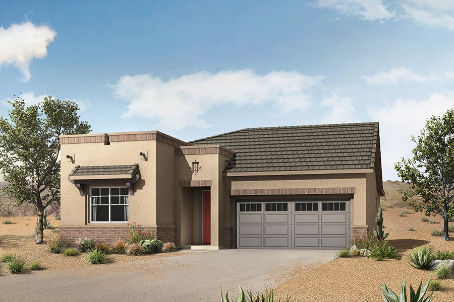 Exterior featured in the Aspect By Mattamy Homes in Tucson, AZ