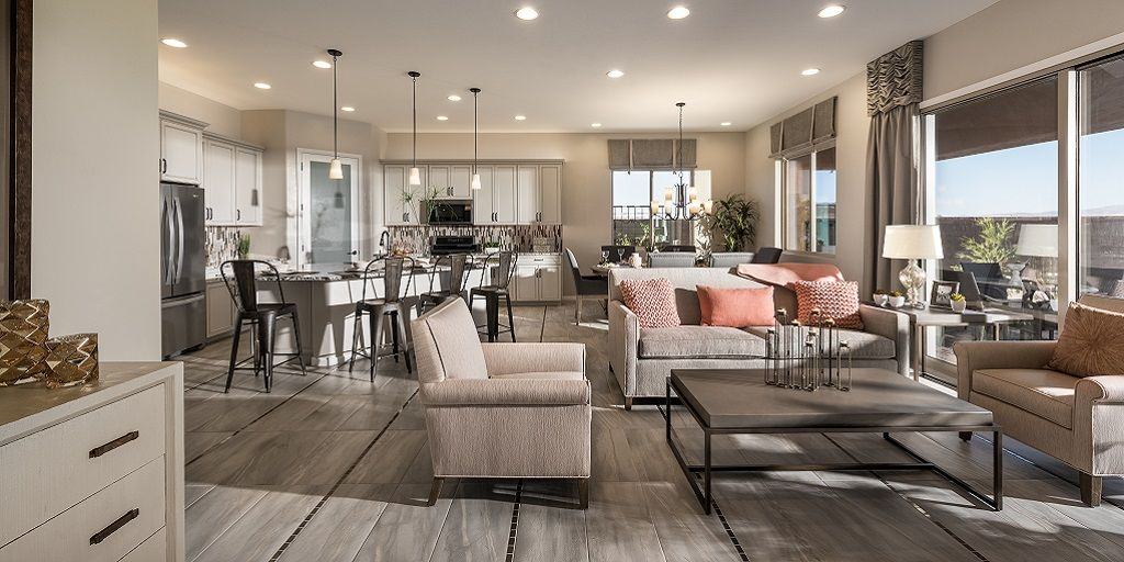 Living Area featured in the Aspect By Mattamy Homes in Tucson, AZ