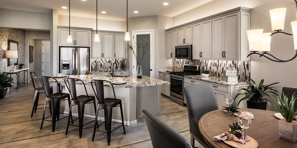 Kitchen featured in the Aspect By Mattamy Homes in Tucson, AZ